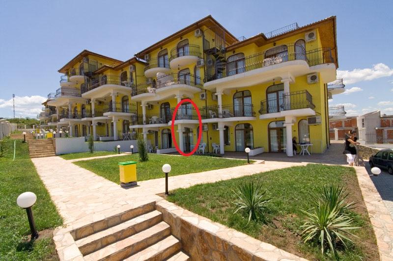 2 Schlafzimmer Apartment – Green Hills, Bulgarien mit Wunderschöne Meer Blick.