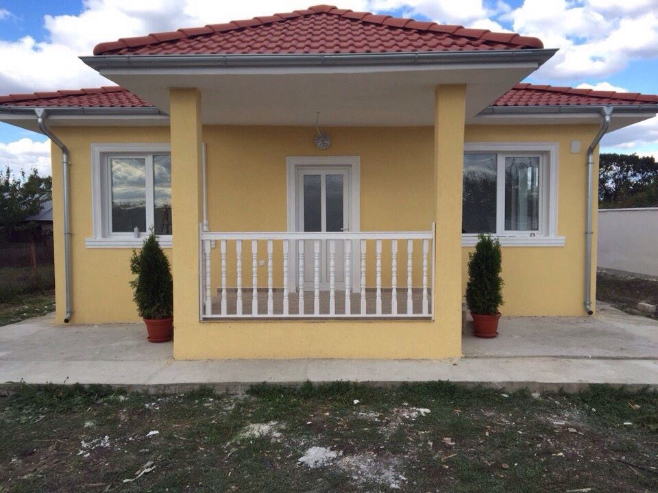 Einstöckiges Haus in Bulgarien-Dorf Trastikovo – 7km von Meer