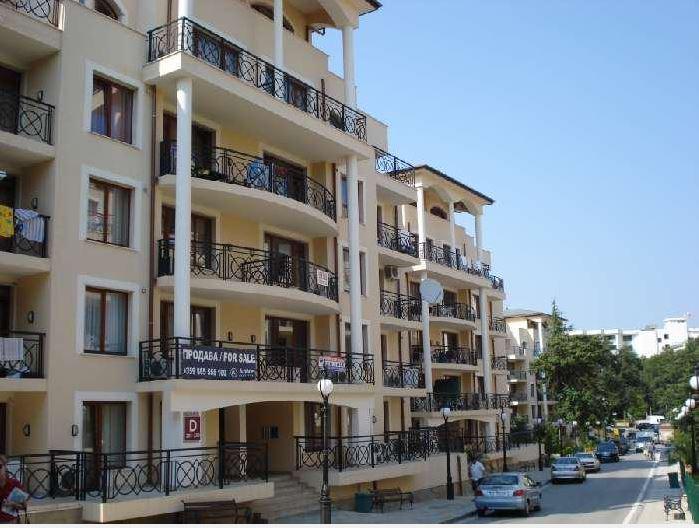 2 Zimmer Wohnung in Bulgarien-Goldstrand