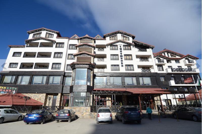 Geräumiges möbliertes Wohnung mit 2 Schlafzimmern in Bulgarien-Pamporovo