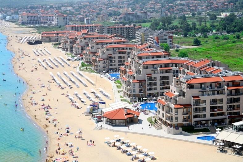 3 Zimmer Wohnung in Bulgarien-Obzor, Burgas Region – Mit Meer Blick