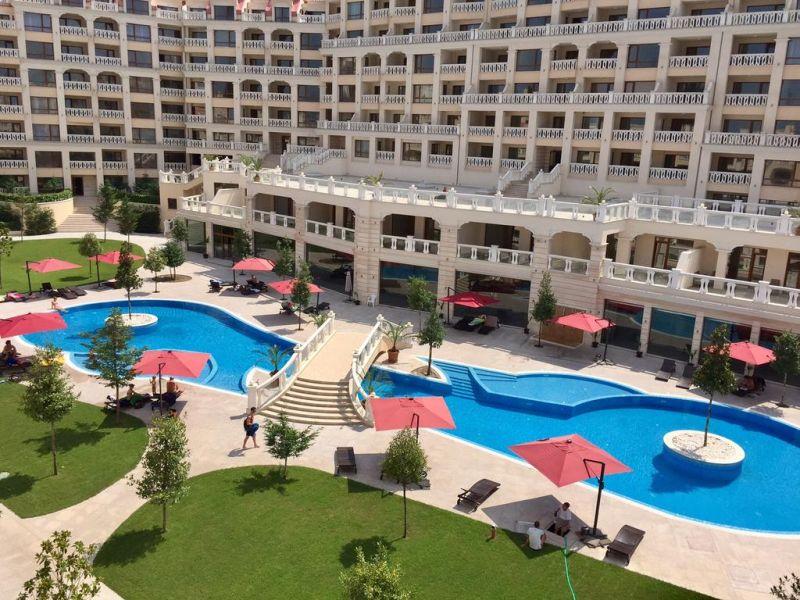 2 Zimmer Wohnung in Bulgarien-Varna, South Bay Residence