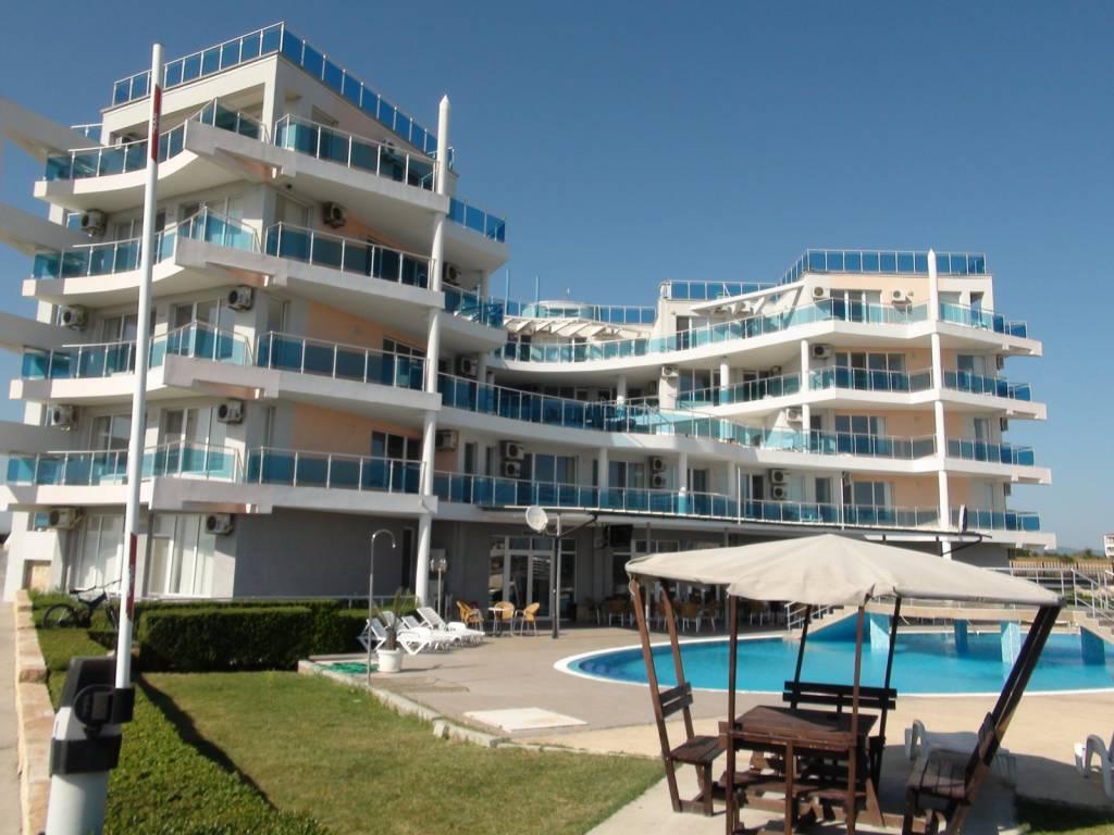 Mobiliertes 2 Zimmer Wohnung in Bulgarien-Rawda – Direkt am Meer